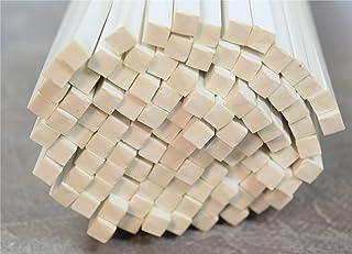 War World Scenics Square ABS Plastic Rod 250mm Length (Choose Size) – Plasticard Styrene Architectural Modelling Model Mak...