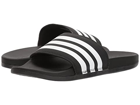 d6171fe19af57 adidas Adilette Cloudfoam Ultra Stripes at Zappos.com