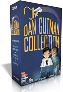 The Dan Gutman Collection: The Homework Machine; Return of the Homework Machine; Nightmare at the Book Fair; The Talent Show