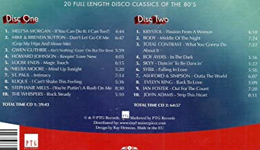 Rare Club Giganten (Ed. Nine) - Extended Versions (Compilation CD, 20 Tracks)