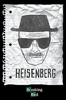 Best heisenberg sketch poster Reviews