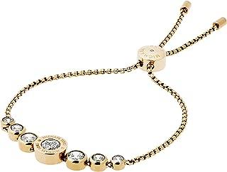 Logo Jet Set Crystal Slider Bangle Bracelet