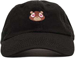 71b696842d25f8 Kanye West Ye Bear Baseball Cap Fashion Summer Men Women Unisex Exclusive  Release Hip Hop Hot
