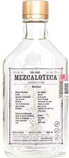 Mezcal Tradicional Mezcaloteca 100% agave - Madrecuixe machacado a mano 200 ml