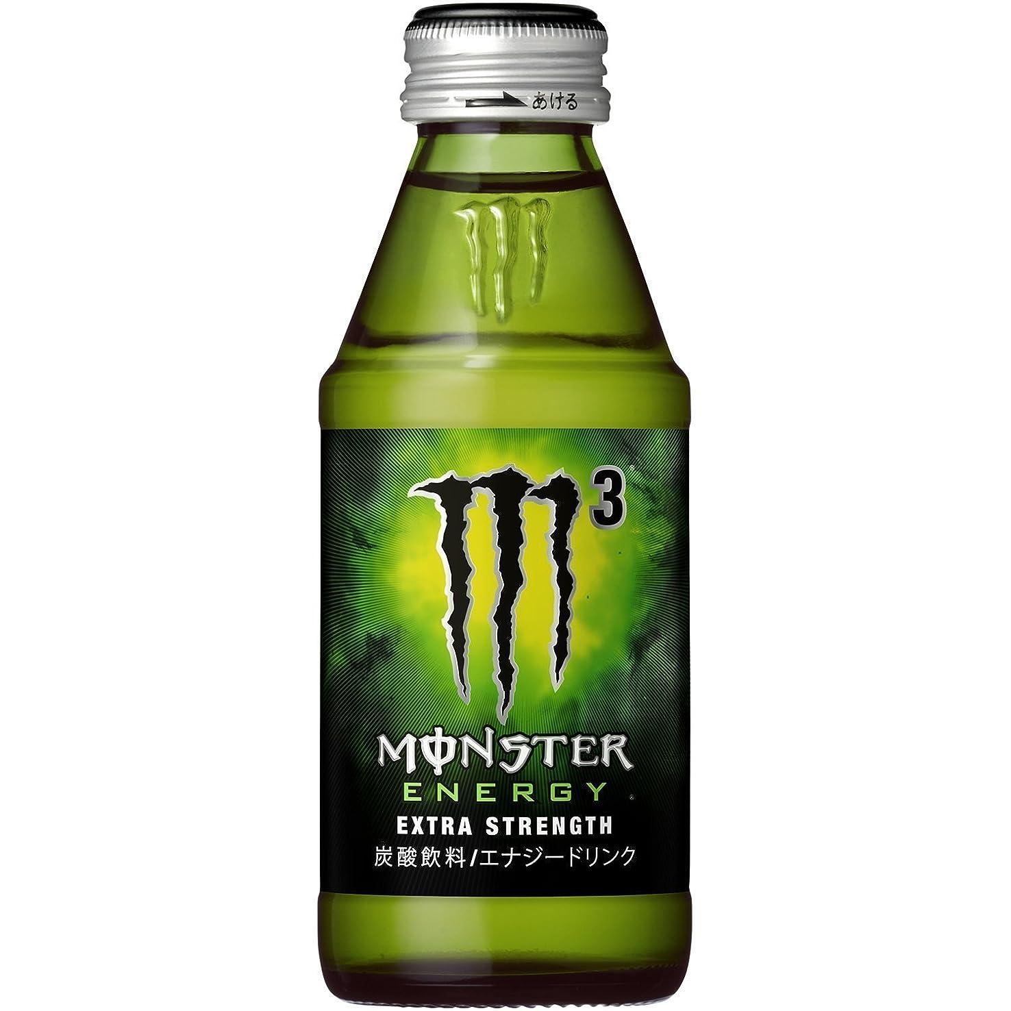 優れましたアナリストローズアサヒ飲料 MONSTER ENERGY (モンスター エナジー)M3 150ml瓶×96本入(24本入り4ケース)