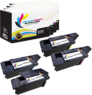 Smart Print Supplies Compatible Toner Cartridge Replacement for Dell E525W Printers (Black, Cyan, Magenta, Yellow) - 4 Pack