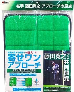 Tabata(タバタ) ショット用マット ショットマット Fujitaタッチマット 寄せワンアプローチ GV0287 GR