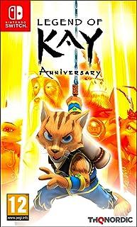 THQ NORDIC Legend of Kay Anniversary Edition (Nintendo Switch) Black
