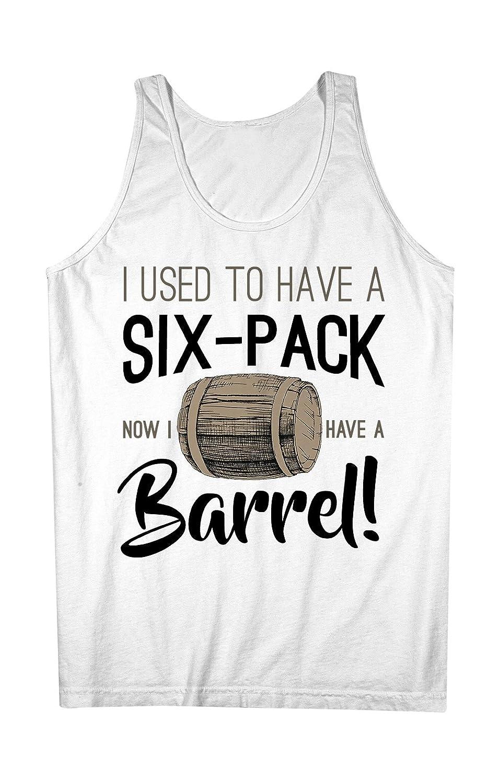 I Used To Have Six Pack おかしいです Joke Beer Party 素敵 男性用 Tank Top Sleeveless Shirt