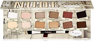 theBalm Nude 'tude Eyeshadow Palette - Multi Color, 0.382 oz.