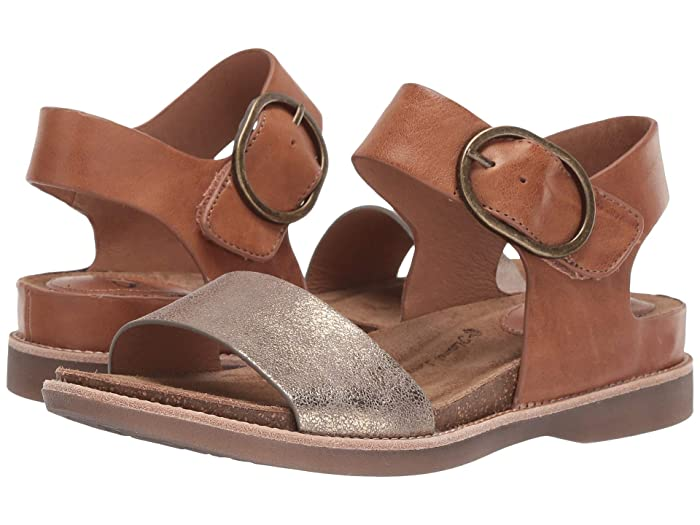 Sofft  Bali (Luggage/Bronze Oyster/Nuvola Metallic) Womens Sandals
