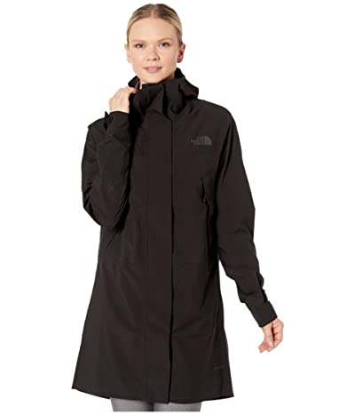 The North Face City Futurelight Parka (TNF Black) Women