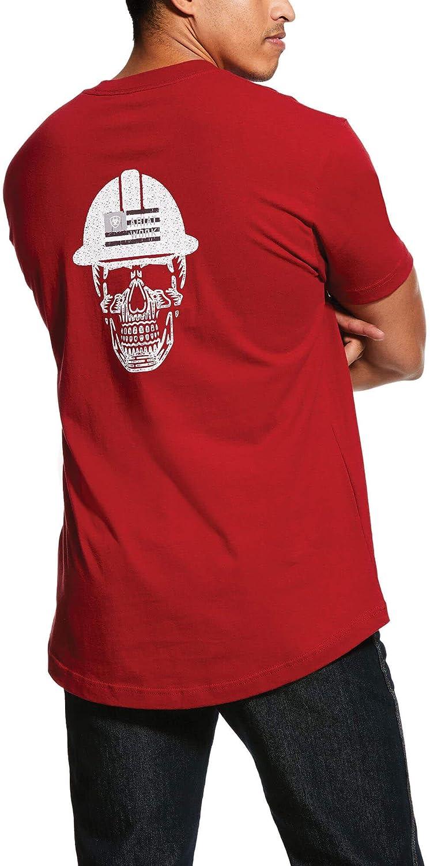 ARIAT Men's Rebar Cotton Strong Roughneck Graphic T-Shirt