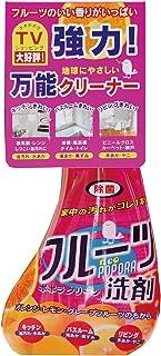 リアルメイト フルーツ洗剤 ネオポポラ ポポラクリーン 400ml 油汚れ 万能洗剤 マルチクリーナー
