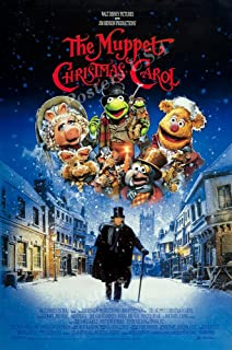 Posters USA The Muppet Christmass Carol Movie Poster GLOSSY FINISH - FIL726 (24