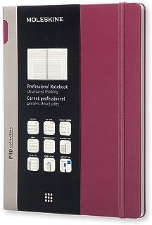 モレスキン ノート プロフェッショナル ハードカバー XL パープル PROPFNT4HH8