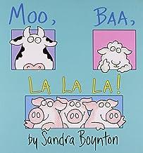 Moo, Baa, La La La (BOYNTON)