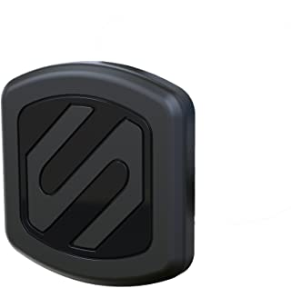 SCOSCHE MAGFMB MagicMount Universal Magnetic Flush Mount Holder for Mobile Devices in Frustration Free Packaging, Black