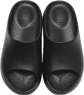 GILKUO Women Mens Slip On Slides Comfort Beach Pool Shoes Summer Slippers