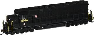Bachmann Industries PRR #6144 EMD SD45 DCC Sound Equipped Diesel Locomotive Train (N Scale)