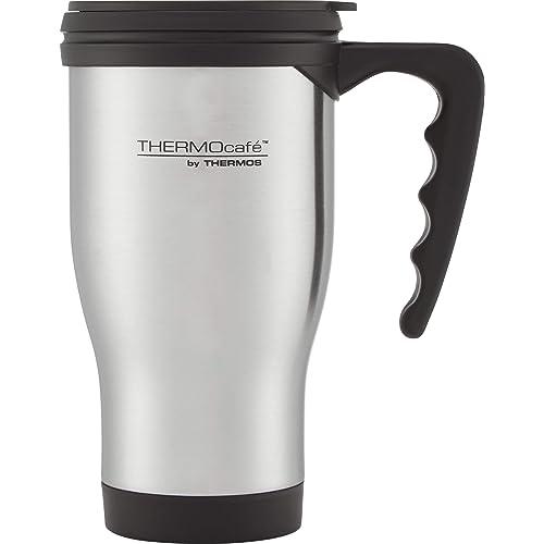 69bdb5f338e Coffee Travel Mug with Handle: Amazon.co.uk