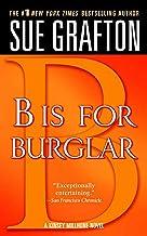 B is for Burglar (Kinsey Millhone Alphabet Mysteries, No. 2)