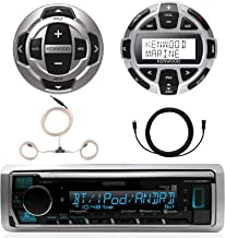 Best marine stereo with wired remote Reviews