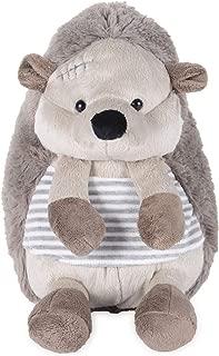 "HXW.GJQ Kids Stuffed Animal Toys, Plush Toys for Babies, Plush Hedgehog Doll,11"" (Brown)"