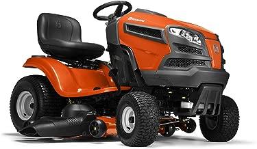 hydrostatic transmission lawn mower