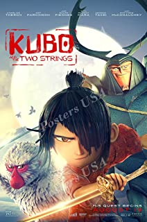 Posters USA - Kubo and the Two Strings Movie Poster GLOSSY FINISH - MOV563 (16