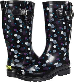 Etch A Sketch Tall Rain Boots