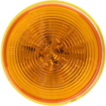 Grote G3003-5 Hi Count Yellow 2 9-Diode LED Clearance Marker Light Retail Pack