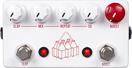 JHS Milkman Echo and Boost Guitar Effects Pedal
