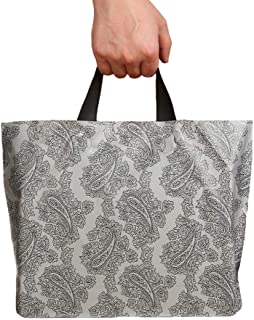 Large Plastic Shopping Bags With Handles | Glorifiv 17.7