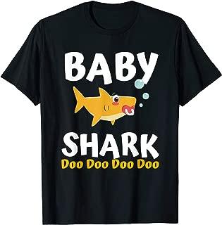 Baby Shark Doo Doo Shirt - Matching Family Shark Shirts Set