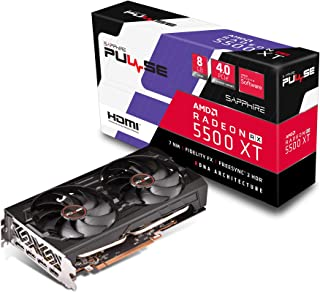 SAPPHIRE PULSE RADEON RX 5500 XT 8G OC グラフィックスボード 11295-01-20G VD7150