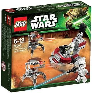LEGO Star Wars Clone Troopers vs Droidekas