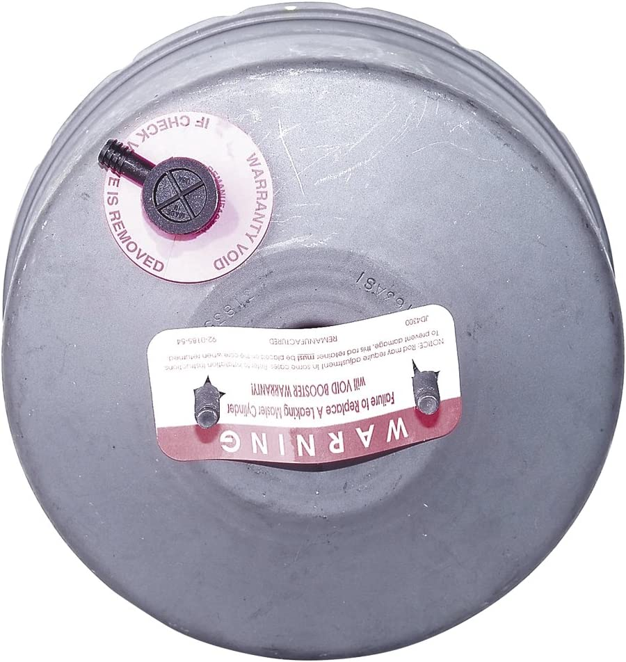 New arrival Cardone 54-71904 Remanufactured 2021 autumn and winter new Power Booster Gray Brake