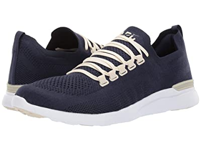 Athletic Propulsion Labs (APL) Techloom Breeze (Navy/Parchwoment/White) Men