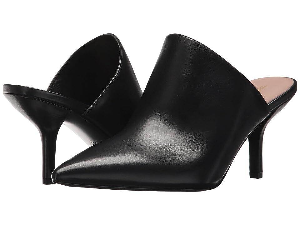 Diane von Furstenberg Mikaila (Black Soft Barcellona Calf) Women