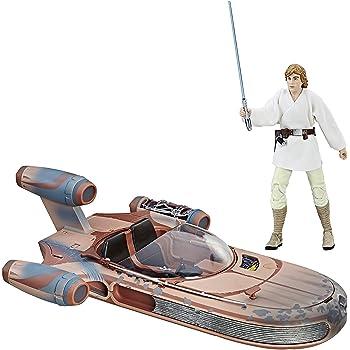 Star Wars The Black Series Luke Skywalker Land Speeder Figure C1426EU4 Hasbro
