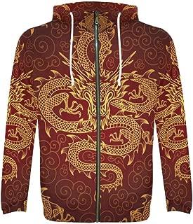 Best dragon zipper hoodie Reviews