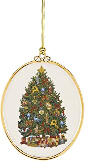 Lenox 884432 2019 Trees Around the World Scotland Ornament