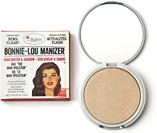 THE BALM COSMETICS Bonnie-Lou Manizer highlighter And Shadow