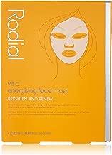 Rodial Vit C Energising Sheet Masks, 4 ct.