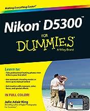 nikon d5300 book for dummies