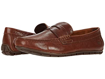Born Andes (Dark Tan Full Grain Leather) Men