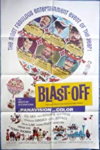 BLAST OFF MOVIE POSTER Those Amazing Flying Fools Terry-Thomas 1sht 1967