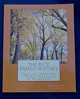 rice family tree ireland
