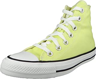 Converse CTAS Hi LT ZITRON Chaussures DE Sport pour Jaune 170154C